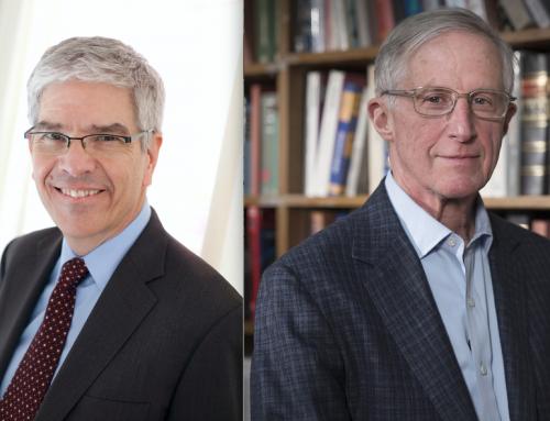 Otorgan el Nobel de Economía a dos estadounidenses por sus estudios sobre cambio climático e innovación tecnológica